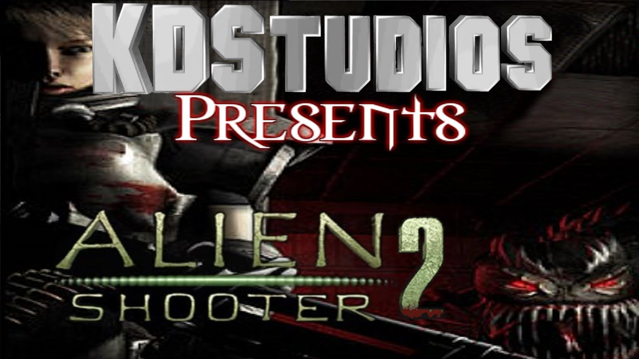 Alien Shooter 2 Reloaded Gameplay – PC