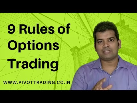 9 rules of options – in Hindi | by pivottrading.net