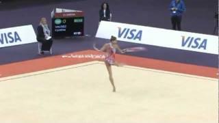 Cynthia Valdez Preolímpico Londres 2012 - Aro
