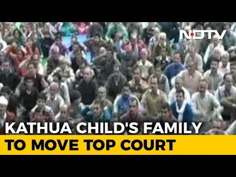 Kathua Child's Family To Move Top Court For Trial Outside State