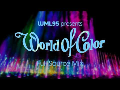 World of Color - Full Source Mix (Premiere Edition)