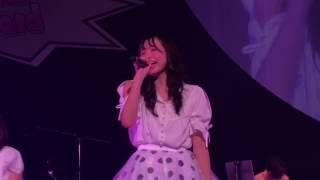 "2017.4.22 Zepp DiverCity Tokyo ""未来の家族への愛の歌""とのことですが..."
