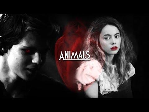 wendy+peter || animals