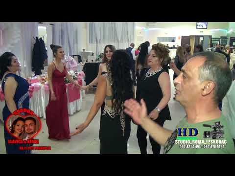 SVADBA SLAVICA & KEMAL /4.PART/08.11.2017 PROKUPLJE VIDEO PRODUCTION STUDIO ROMA FULL HD LESKOVAC