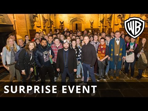fantastic-beasts-and-where-to-find-them---surprise-event---warner-bros.-uk