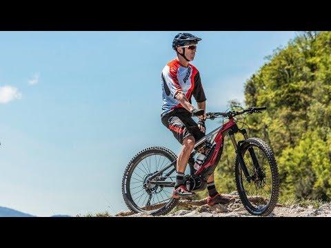 Ducati MIG-RR E-Mtb by Thok - Troy Bayliss