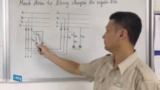 Mạch điện tự động chuyển đổi nguồn