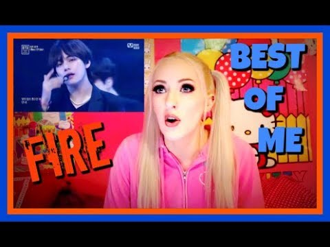 BTS (방탄소년단) 'BEST OF ME' and 'FIRE' @ COMEBACK SHOW REACTION