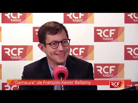 """François-Xavier Bellamy, Grand Invité de la Matinale, présente son ouvrage """"Demeure"""""""