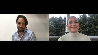 Vote Like a Madre: Jennifer Lopez & Lin-Manuel Miranda