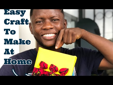 Easy craft to make at home: best craft to earn money on