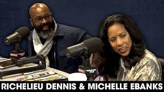 Richelieu Dennis & Michelle Ebanks Talks Essence Fest, Black Women In Business + More