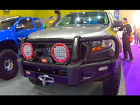Custom Modified Ford Ranger 2015 2016 Mud Trucks Lifted Truck Lift Pickup