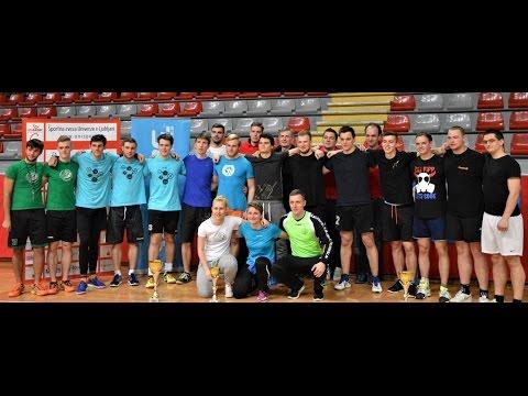 ITAK sport prvenstvo Univerze v Ljubljani v floorballu 2016/17 -  finalni turnir