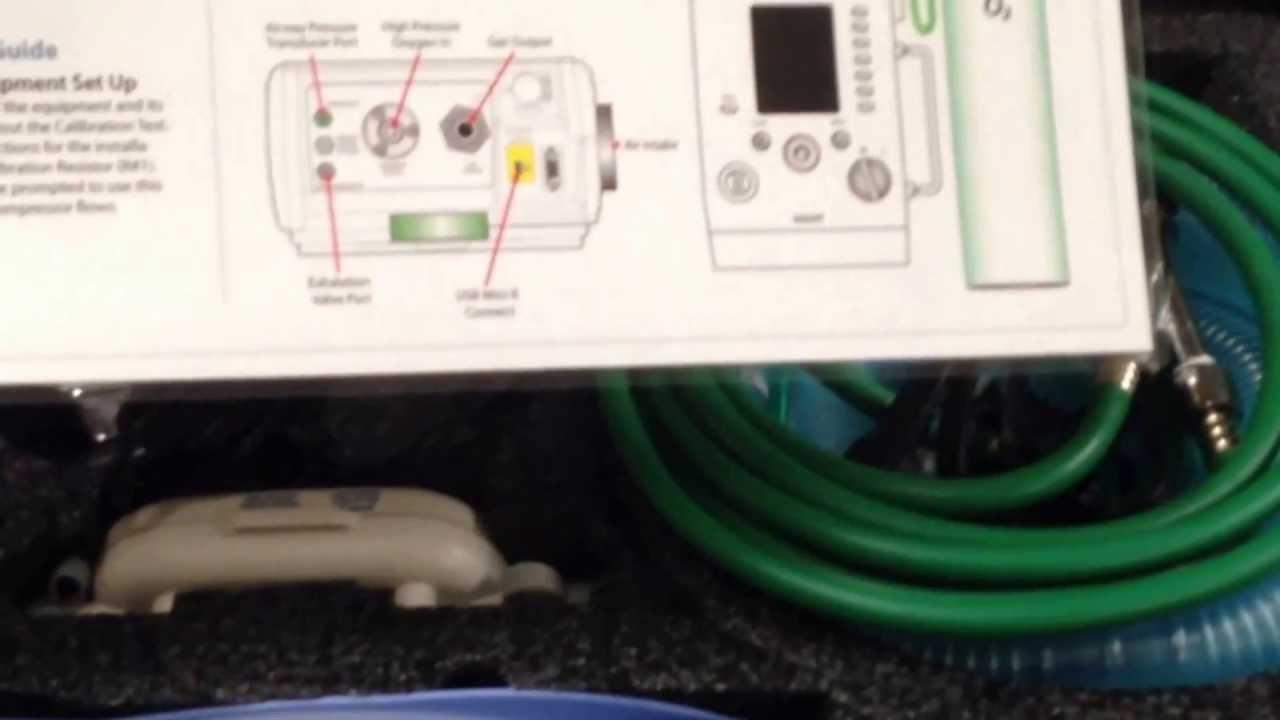 impact 731 ventilator part i test equipment youtube rh youtube com 731 Ventilator impact 731 ventilator service manual