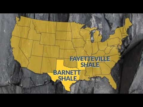 What is the Marcellus Shale?