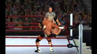 WWE 12 - Wii Gameplay + Features (HD PVR)