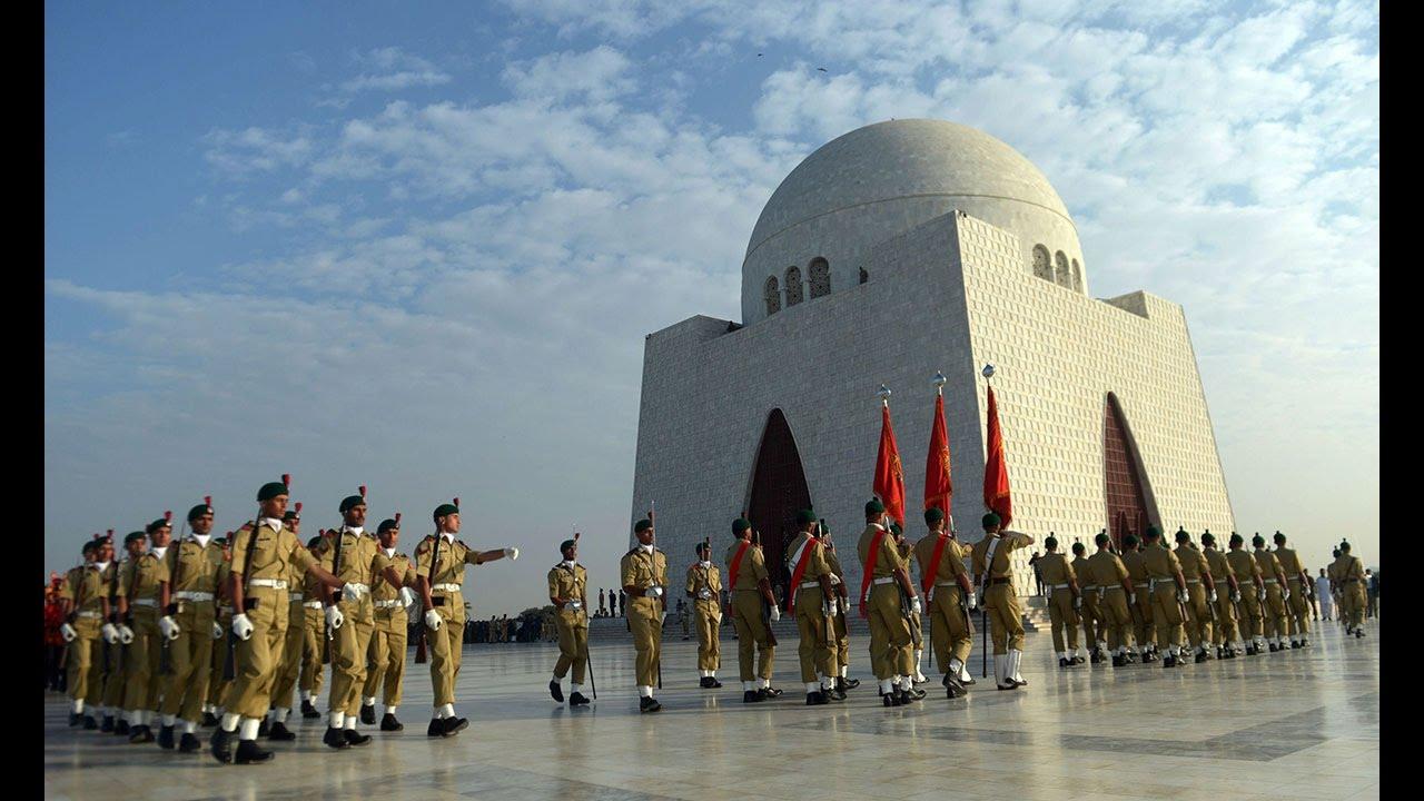 Image result for mazar e quaid and allama iqbal mzar