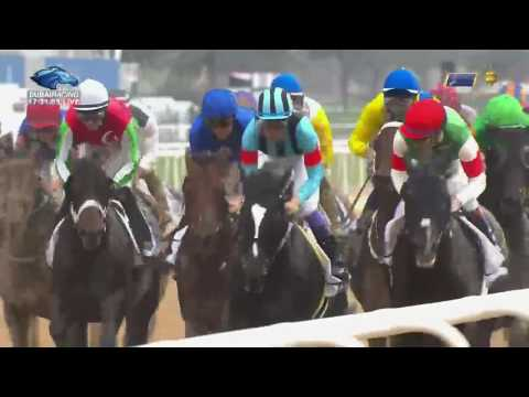 Dubai World Cup 2017: Race 4 - UAE Derby sponsored by Al Naboodah Group