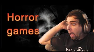 Free Online Horror Games - So Many Jumpscares!  Slender & The Horror House  - Check It Out!