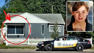 Girl waves at police officer through her window every day… Then he decides to check her house…