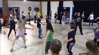 כנפי רוח ריקוד ירון אלפסי kanfei ruach dance