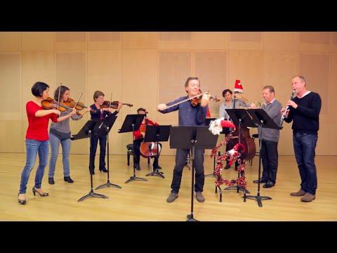 Berlin/Heifetz White Christmas - Calendrier de l'Avent du OFF / NoMadMusic - Jour 19