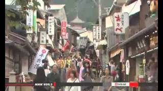 Japan welcomes record tourist arrivals