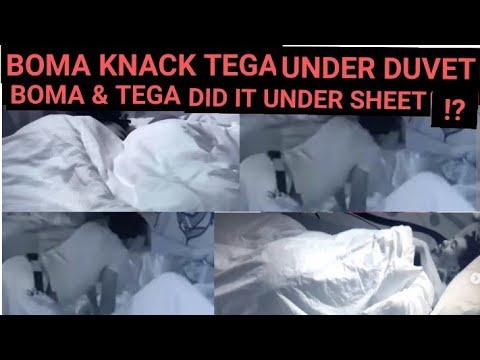 Download BBNaija 2021, Boma Knack Tega Under Duvet !? Boma & Tega In bed  Love, BBNaija S 6