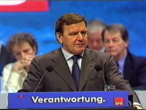 Körpersprache: Schröder und sein Gespür für den richtigen Moment