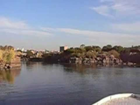 The first Cataract of the Nile / Egypt / Aswan / Horus of Egypt tours  / nazeer