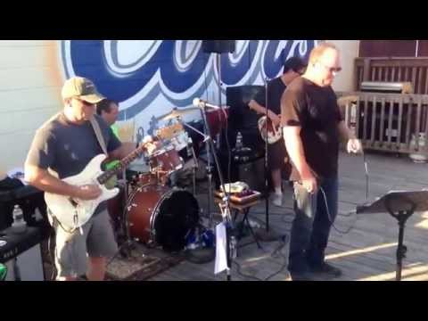 Jonathan Russell Band- Riverboat Fantasy. Mistys Cafe June 22/14
