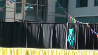 Symantec Diwali 2011 Mountain View California Classical Song by Sarada Chaturvedula Oct 28th, 2011