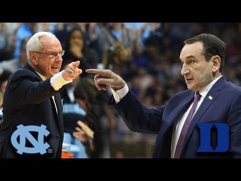 UNC vs. Duke: No. 1 Duke Hosts No. 8 North Carolina