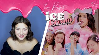 Another reaction video for you all! if you're a blink and selenator like me, know exactly how ice cream makes us feel! here's my to blac...