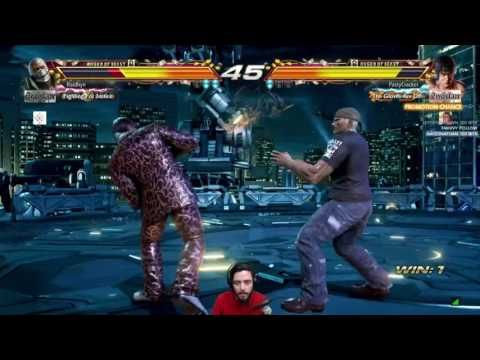 Bryan Fury and Leveling Up - Tekken 7 PC