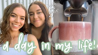 VLOG | A day in my life! | Kmart haul, grocery shopping + fitness challenge!