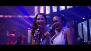 MissKavila mit Eventband in der SAP Arena  | DeineBand