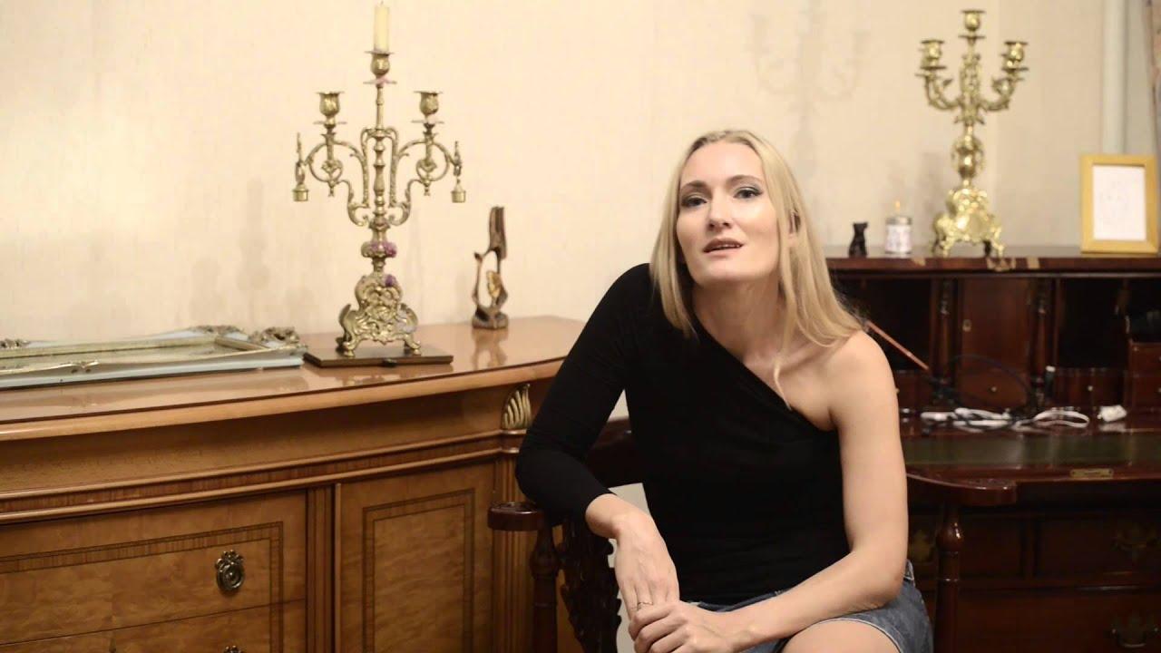 Актриса Ольга Шевченкова - YouTube