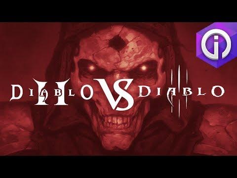 Diablo 2 Versus Diablo 3 - Which Diablo is Better? (Diablo Comparison)