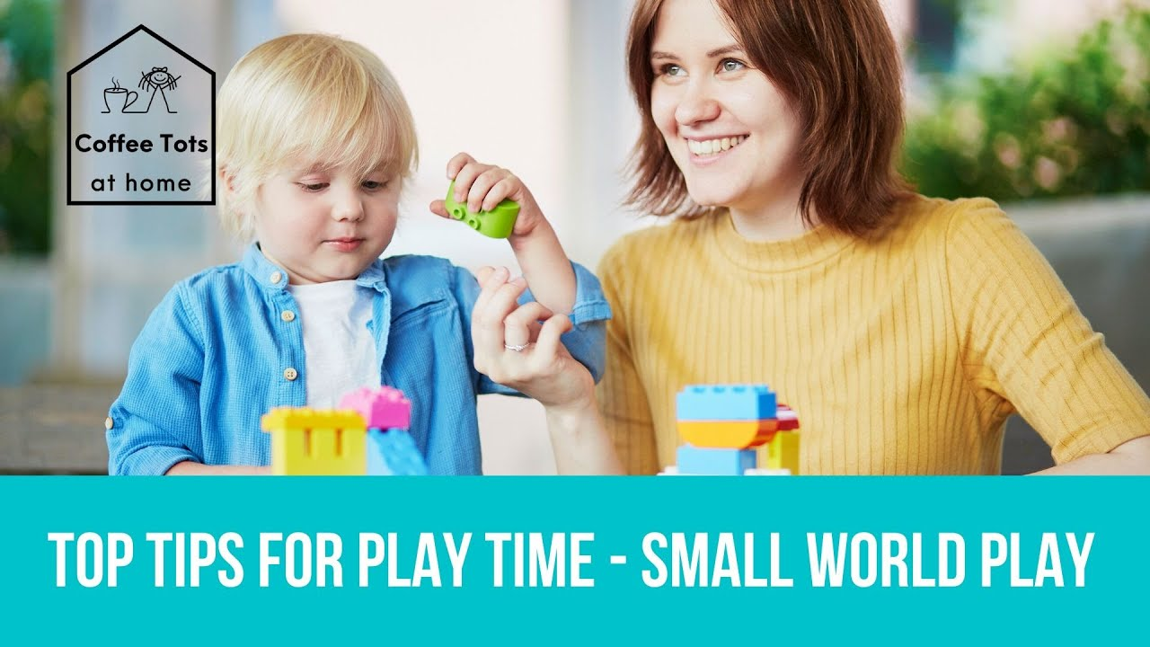 Ann Tots' Top Tips for Playtime