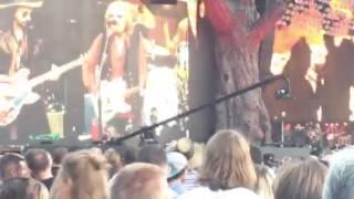 Forgotten Man Tom Petty Heartbreakers Hyde Park 2017