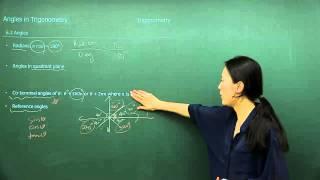 [SAT Subject Test Mathematics Level 2] Trigonometry: Part 1