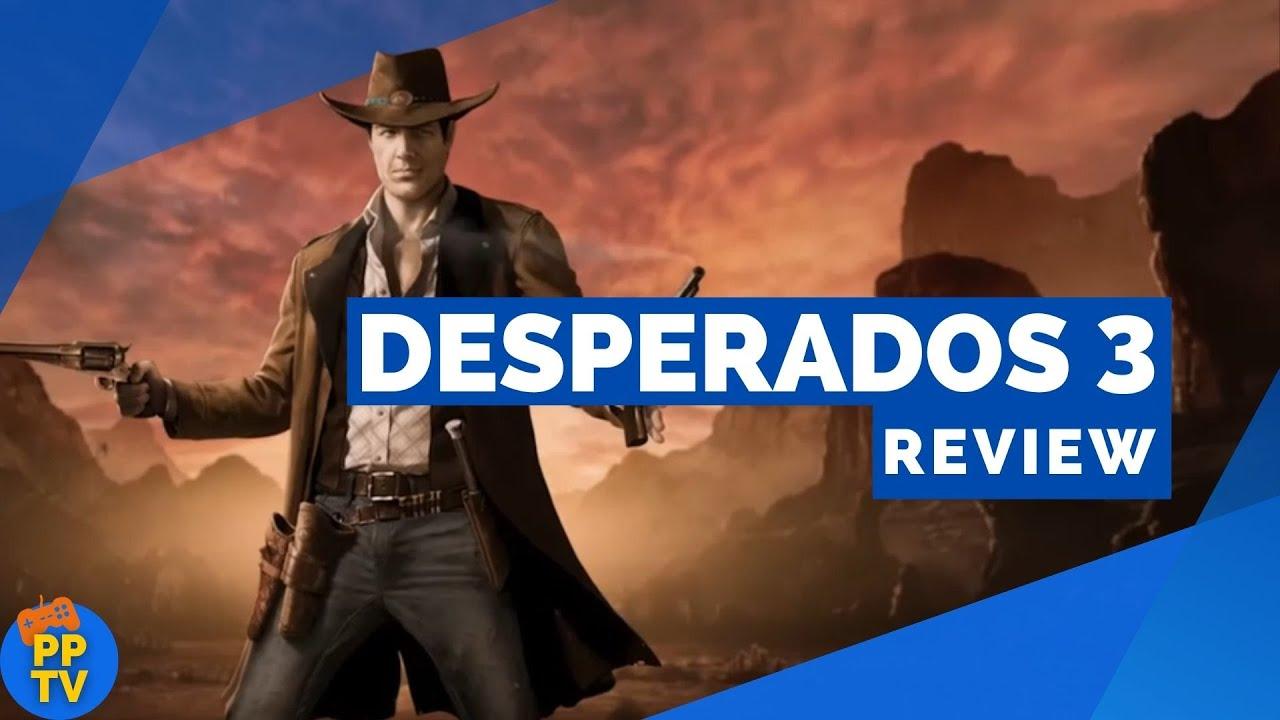 Desperados 3 Ps4 Review Ps4 Pure Playstation Youtube