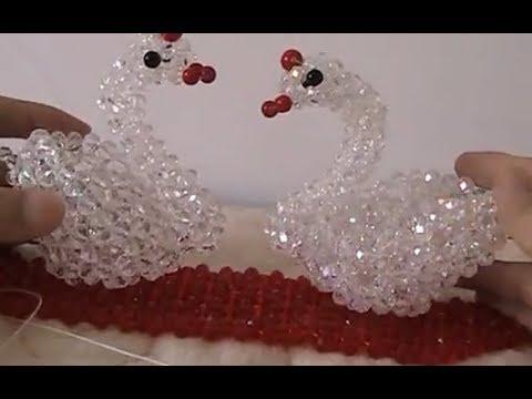 الاوزتين الطعمين two beaded Goose فيديو صيني )Doha Anwar5/4