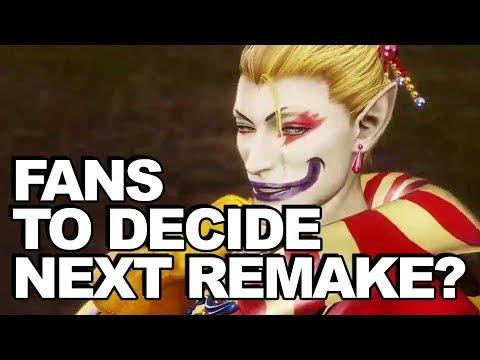 What's The Next Final Fantasy Remake? Square Enix To Let Fans Decide