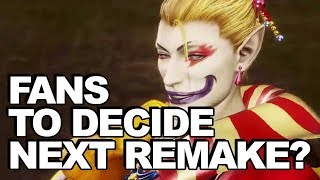 What's The Next Final Fantasy Remake? Square Enix To Let Fans Decide