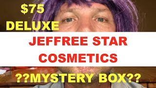 JEFFREE STAR DELUXE VALENTINE'S DAY MYSTERY BOX!!