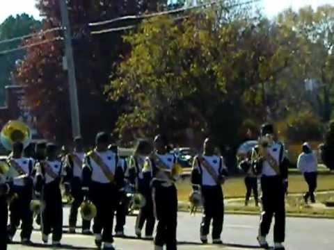 Mitchell High School Band Whitehaven Christmas Parade YouTube - Mitchell high school memphis tn