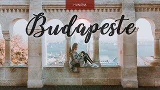 UM DIA em BUDAPESTE - Hungria 🇭🇺   O que ver e fazer na cidade?